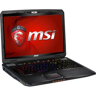 "Notebook 17.3"" (43,94cm) MSI GT70-2PD8H11B"