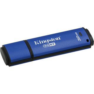 32 GB Kingston DataTraveler Vault Privacy blau USB 3.0