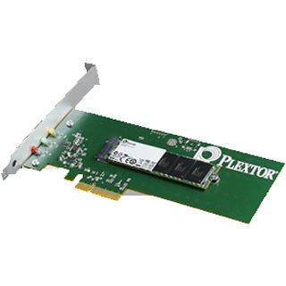256GB Plextor M6e Add-In PCIe 2.0 x2 10Gb/s MLC Toggle (PX-AG256M6e)
