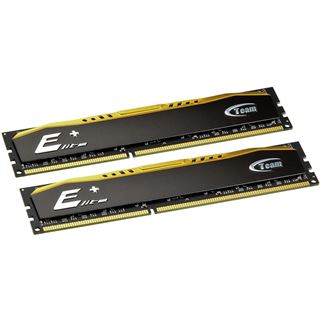 4GB TeamGroup Elite Plus Series DDR3-1600 DIMM CL11 Dual Kit