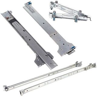 Dell ReadyRails static Rail Kit - Rack-Schienen-Kit - 1U