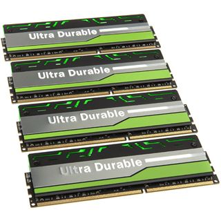 32GB Avexir Blitz Series 1.1 G1.Sniper grüne LED DDR3-2666 DIMM CL11 Quad Kit