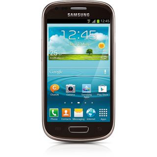 Samsung Galaxy S3 Mini VE I8200 8 GB braun