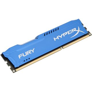 4GB HyperX FURY blau DDR3-1866 DIMM CL10 Single