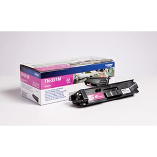 Brother Toner TN-321M Magenta (ca. 1500 Seiten)