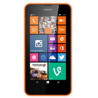 Nokia Lumia 630 8 GB orange