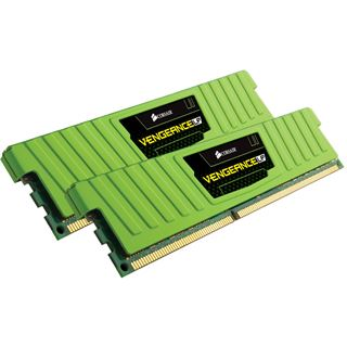 8GB Corsair Vengeance Low Profile grün DDR3-2133 DIMM CL11 Dual Kit