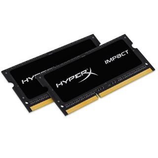 8GB HyperX Impact DDR3L-2133 SO-DIMM CL11 Dual Kit