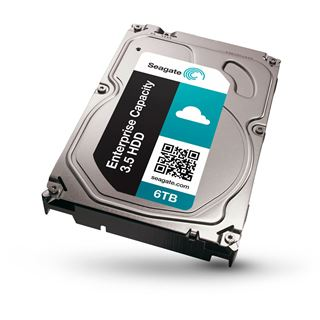 "6000GB Seagate Enterprise Capacity 3.5 HDD ST6000NM0014 128MB 3.5"" (8.9cm) SAS 12Gb/s"