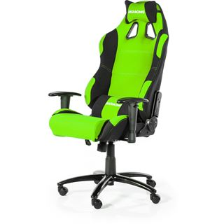 AKRacing Prime Gaming Chair - grün/schwarz