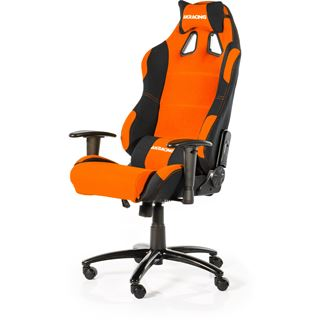 AKRacing Prime Gaming Chair - orange/schwarz
