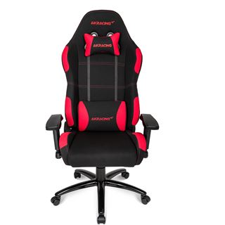 AKRacing Gaming Chair - schwarz/rot