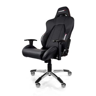 AKRacing Premium V2 Gaming Chair - schwarz/schwarz