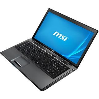 "Notebook 17.3"" (43,94cm) MSI CX70-2PFi781W7"