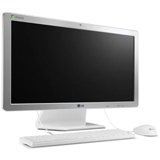 "21,5"" (54,61cm) LG Electronics Chromebase 22CV241-W All-in-One PC"