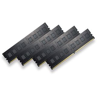 32GB G.Skill Value DDR4-2133 DIMM CL15 Quad Kit