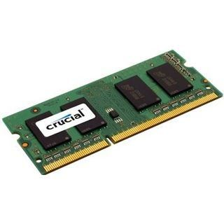 2GB Crucial DDR3L-1600 SO-DIMM CL11 Single