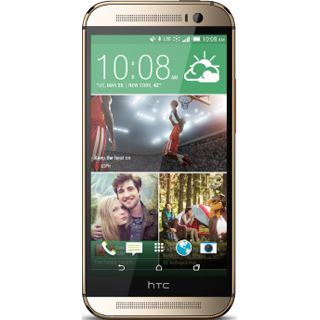 HTC One 32 GB gold