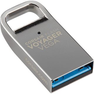 64 GB Corsair Flash Voyager Vega silber USB 3.0