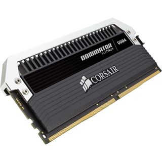 16GB Corsair Dominator Platinum DDR4-3000 DIMM CL15 Quad Kit