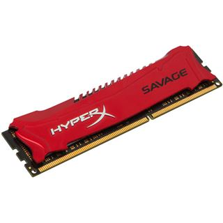 8GB HyperX Savage rot DDR3-2400 DIMM CL11 Single