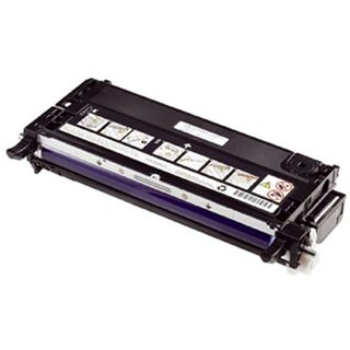Dell R717J 593-10368 Toner schwarz für Multifunction Color Laser Printer 2145cn
