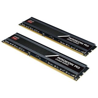 16GB AMD Radeon R9 Gamer Series DDR3-2400 DIMM CL11 Dual Kit