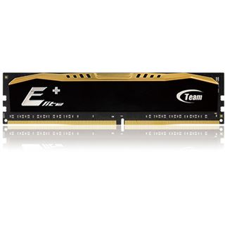 8GB TeamGroup Elite Plus Series DDR4-2400 DIMM CL16 Dual Kit