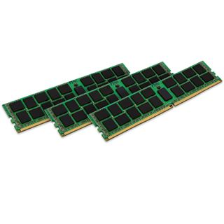 24GB Kingston ValueRAM DDR3L-1600 regECC DIMM CL11 Tri Kit
