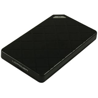 "LC-Power LC-25U3-Shockproof 2.5"" (6,35cm) USB 3.0 schwarz"