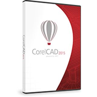 Corel CorelCAD 2015 32/64 Bit Deutsch Grafik Vollversion PC/Mac (DVD)