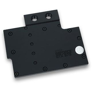 EK Water Blocks FC970 GTX Acetal/Nickel Full Cover VGA Kühler