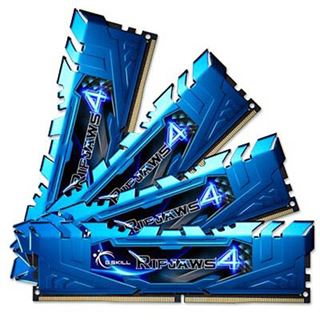 32GB G.Skill RipJaws 4 schwarz DDR4-2800 DIMM CL16 Quad Kit