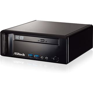 Asrock Mini PC Q1900D/B 4GB D3 500GB HDD