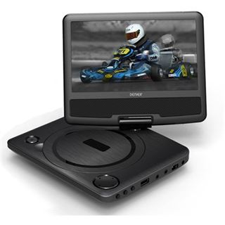 Denver MT-783NB portabler DVD-Player