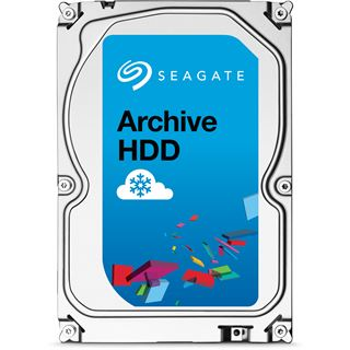 "5000GB Seagate Enterprise NAS HDD ST5000VN0001 128MB 3.5"" (8.9cm) SATA 6Gb/s"