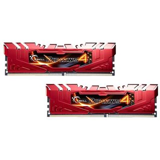 16GB G.Skill Ripjaws DDR4-2400 DIMM CL15 Dual Kit