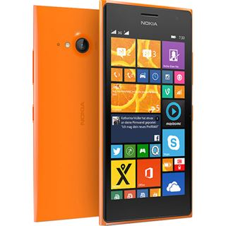 Microsoft Lumia 730 Dual SIM 8 GB orange