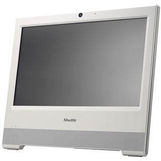 "15,6"" (39,62cm) Shuttle POS X504 weiß All-in-One PC"