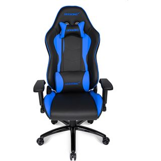 AKRACING Nitro Gaming Chair - schwarz/blau