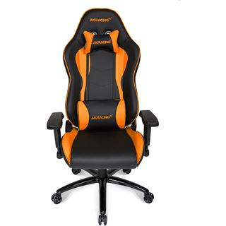 AKRACING Nitro Gaming Chair - schwarz/orange