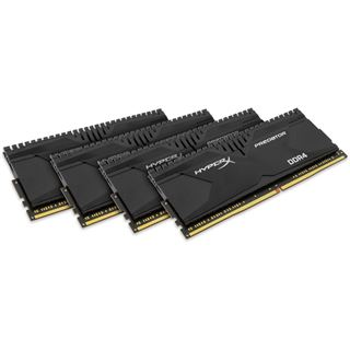 32GB HyperX Predator DDR4-2400 DIMM CL12 Quad Kit