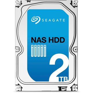 "2000GB Seagate 8-Bay Expansion Pack STDP2000400 64MB 3.5"" (8.9cm) SATA 6Gb/s"
