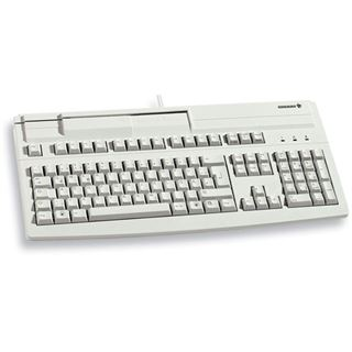 CHERRY G80-8000LUVDE-0 CHERRY MX USB Deutsch grau (kabelgebunden)