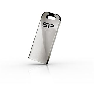 64 GB Silicon Power Jewel J10 silber USB 3.0